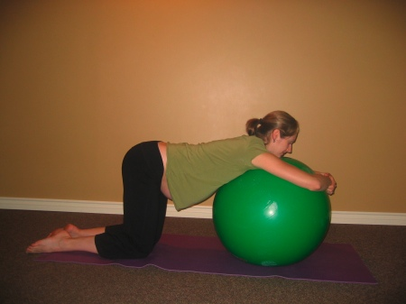 yoga stretches for pregnancy  feel better now  birth bliss