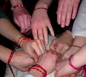 blessing way bracelet