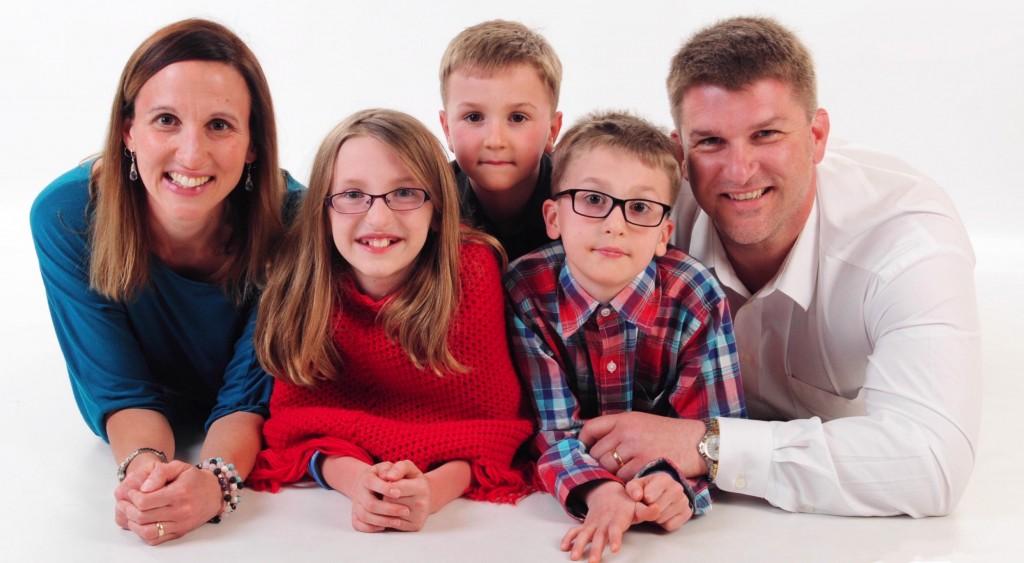 Marie Berwald family