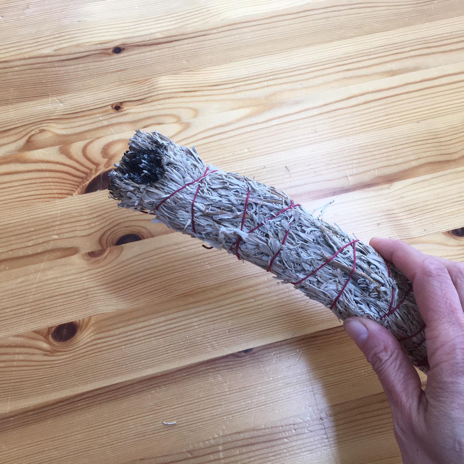 clary sage smoking